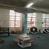 泽普金湖杨景区户外太阳能休闲椅,智慧社区太阳能椅