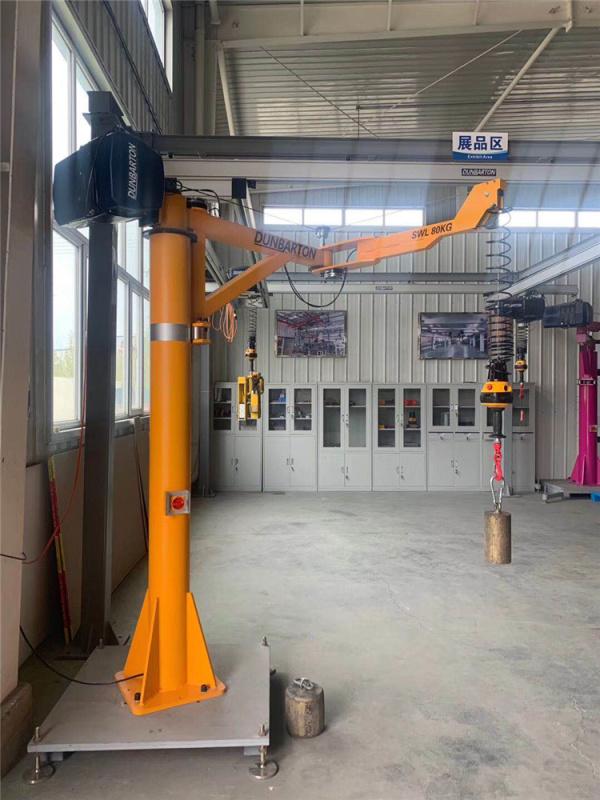 80-600kg伺服智能平衡器 智能折臂起重机