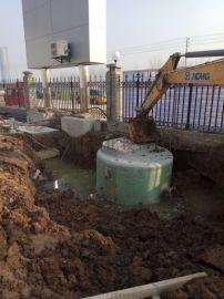潍坊一体化污水提升泵站