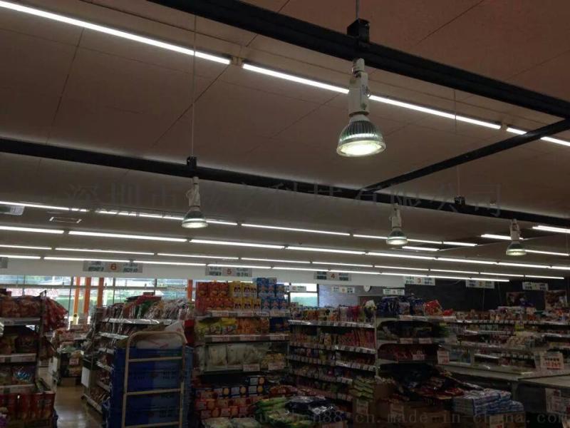LED灯管T12全塑管24008mmR17D灯头