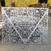 创业园雕刻铝单板 华彩城木纹铝蜂窝板