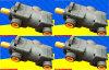 金山齿轮泵A7V80HD1RPGOO