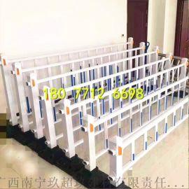 广西  交通道路护栏丨南宁人行道隔离栏杆安全栏厂家