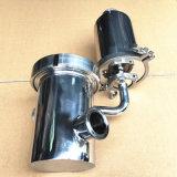 不鏽鋼阻斷器-防臭地漏、藥廠用衛生級空氣阻斷器