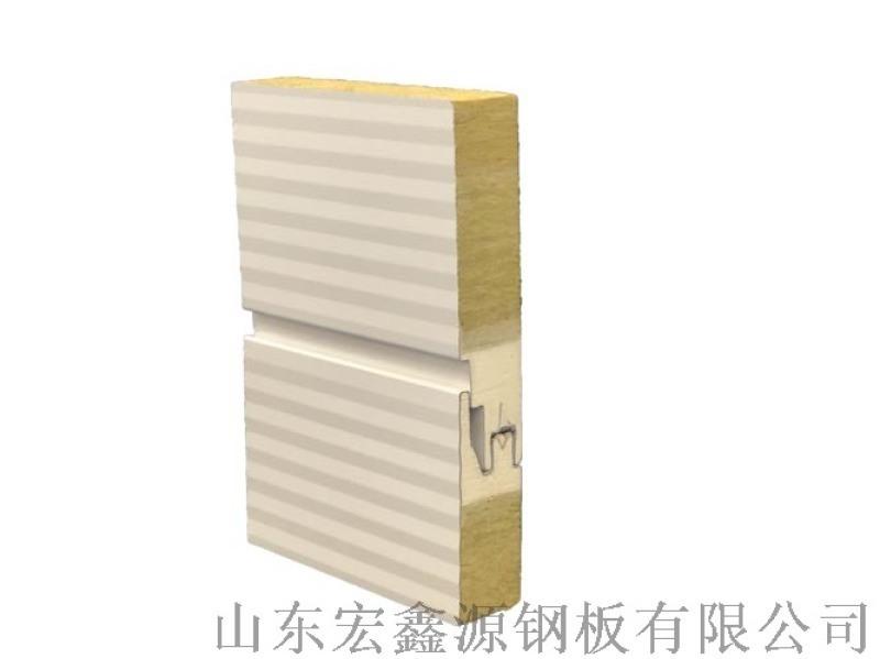 山东宏鑫源聚氨酯夹芯板的优势-保温性能好