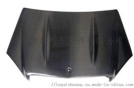 奔驰E级W212 改装碳纤维机盖