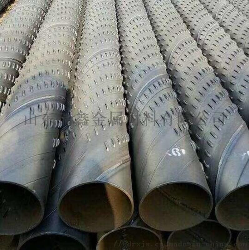 Q235b螺旋滤水管 过桥式滤水管