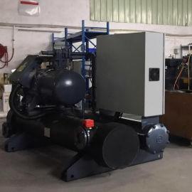螺杆式冷冻机组_低温螺杆式冷冻机_水冷螺杆式冷冻机