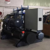 螺桿式冷凍機組_低溫螺桿式冷凍機_水冷螺桿式冷凍機