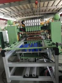 上海丝网龙门排焊机,龙门多点焊机