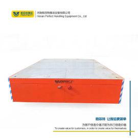 无轨蓄电池电动平板搬运车 工厂设备周转电动平车