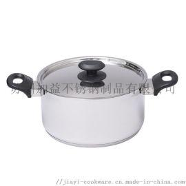 国际代工JY-RS系列不鏽鋼炊具套装