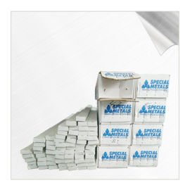 美国SMC进口E(R)NiCrMo-3镍合金焊丝
