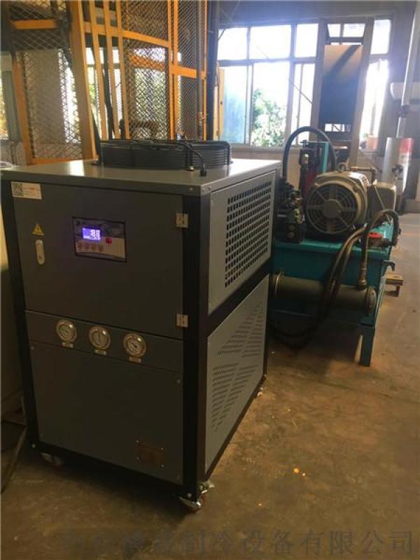西安油冷機 西安液壓油冷卻機