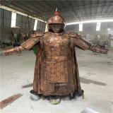 廣州名人雕塑 玻璃鋼仿銅人物雕塑 在線下單