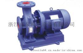 ISW型卧式热水循环泵
