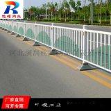 马路设施防护栏 河道隔离锌钢护栏生产厂家