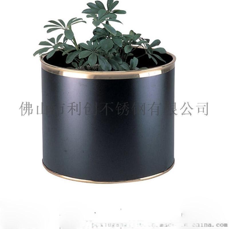 不锈钢花架,不锈钢室外花盆