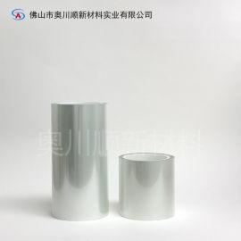 PET保护膜厂家浅谈硅胶PET网纹保护膜的优点