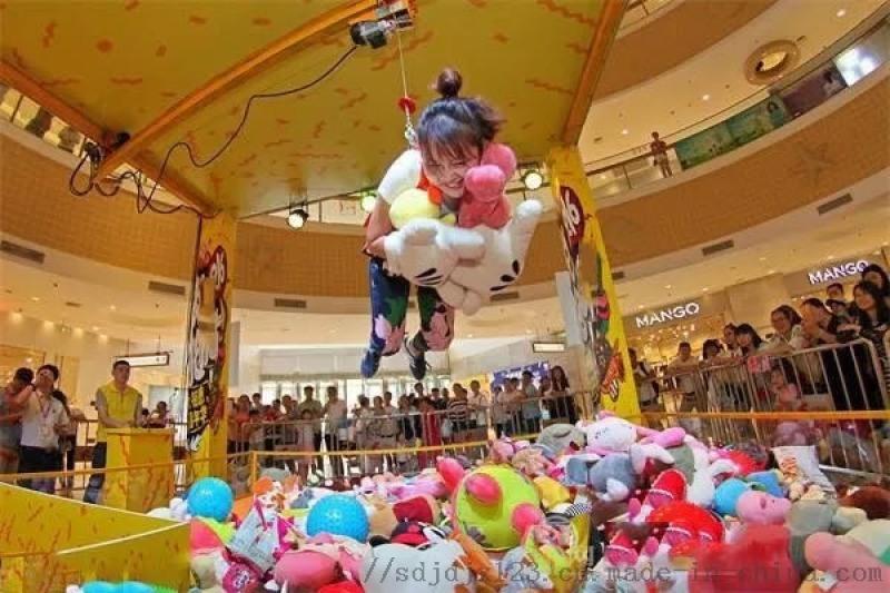網紅真人抓娃娃機廠家成本價銷售 佳達機械