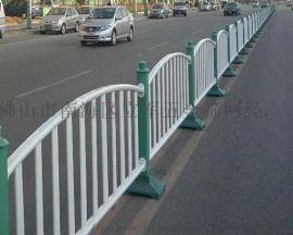 广东深圳道路护栏金属桥梁人行道栏杆机场铁艺围栏标准