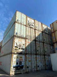 深圳大量40尺  集裝箱,二手集裝箱