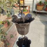 別墅用鋁合  杯雨鏈 鋁合金排水鏈可定製
