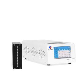 UVLED線固化光源 UV固化燈 100*10