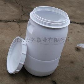 加厚40升圆形塑料桶