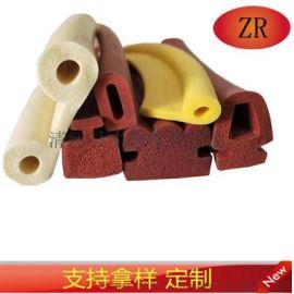 广东蒸箱烤箱发泡硅胶密封胶条