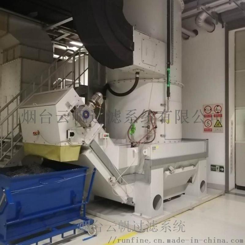 云帆刮板排屑机主要配置
