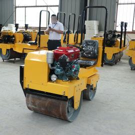 小型振动压路机 50型手扶汽油小型压路机 生产厂家