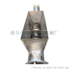 圆管自动上料 管式螺旋输送机输送量 Ljxy 提升