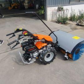 全自动清雪机 汽油毛刷式小型扫雪机 厂家直销