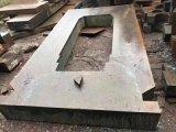 高强度钢板Q690特厚钢板切割带质保书保材质性能