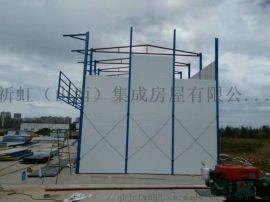 延安保温彩钢板房厂家 甘泉活动房安装施工