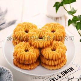 饼干食品加工机械 小型饼干生产线 饼干生产机械设备