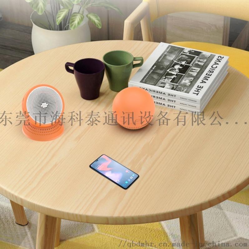 私模专利橙子球体可旋转无线蓝牙音箱