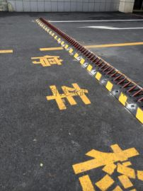 武汉阻车器 阻车器 便携式阻车器 减速坡式遥控路障