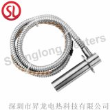 直角型单头加热管 金属直角电热管