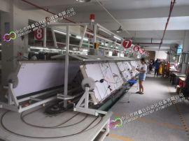 汽车线束生产线,电动车线束装配线,线束环形流水线