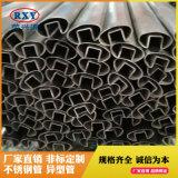 佛山優價不鏽鋼凹槽管304現貨,不鏽鋼橢圓凹槽管