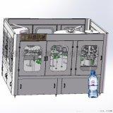 純淨水灌裝機小瓶礦泉水生產線設備