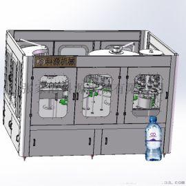 纯净水灌装机小瓶矿泉水生产线设备