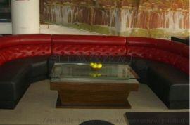南宁KTV咖啡厅酒吧卡座沙发新款式规格报价尺寸图片