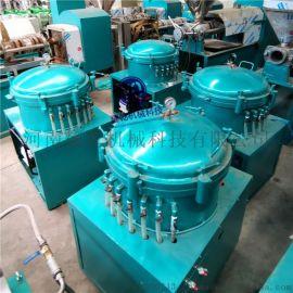 百叶式自动吸油滤油机 冷气压滤油机