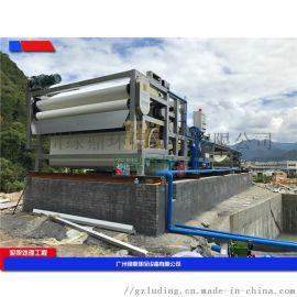 紧凑型 污水带式压滤机设备