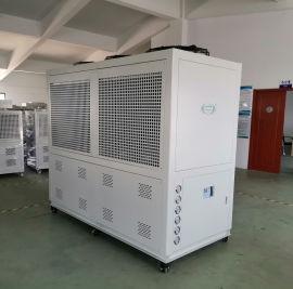 天津造粒机30HP风冷式冷水机组