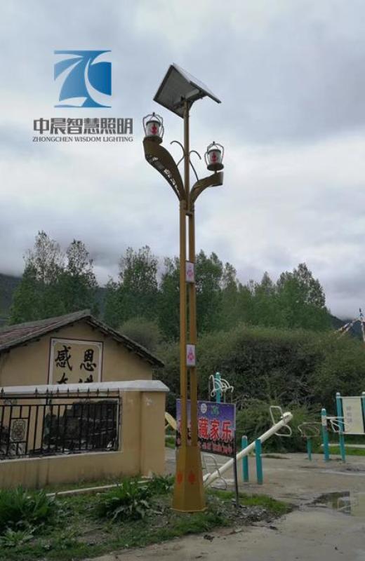 汶川太陽能路燈藏式景觀燈藏式太陽能燈