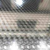 江西不鏽鋼藝術壓花 304立方板定製